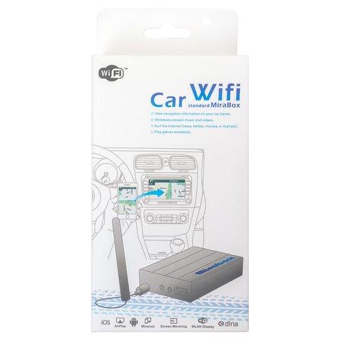 Автомобильный адаптер для дублирования экрана Smartphone/iPhone Превью 7