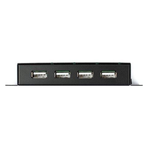 Metal 4 Port USB 2.0 Hub Preview 1