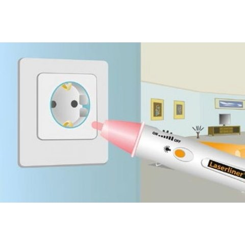 Безконтактний тестер напруги Laserliner AC-Check Прев'ю 1