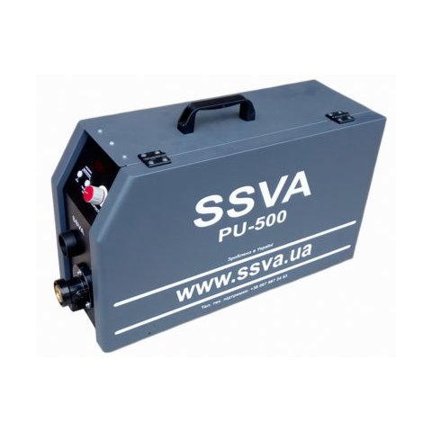 Пристрій подавання дроту без пальника SSVA PU-500 (з'єднувальний кабель 1 м) Прев'ю 3