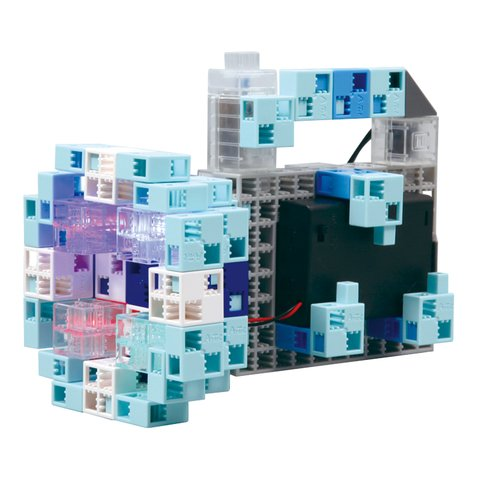 Конструктор ArTeC Robotist Сенсорный светильник