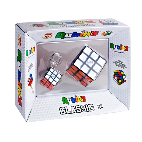 Набір головоломок Кубік Рубіка Rubik's Кубік і міні-кубик (з кільцем) Прев'ю 3