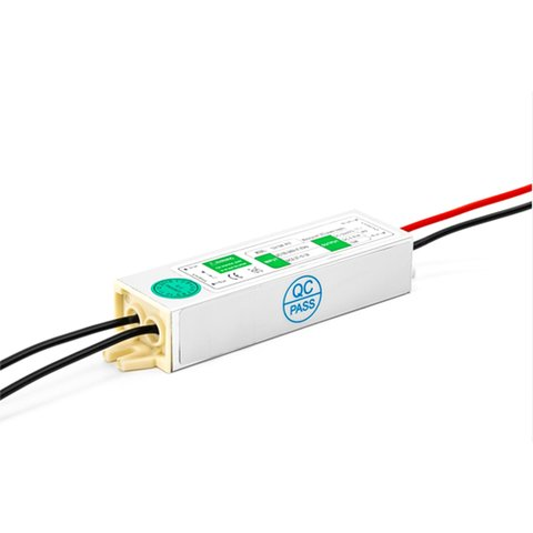 Fuente de alimentación para tiras LED de 12 V, 12.5 A (150 W), 90-250 V, IP67 - Vista prévia 3